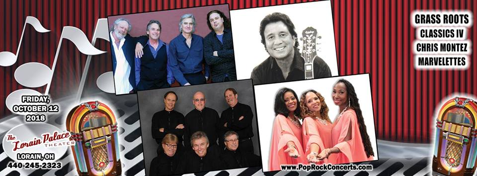 Stars of the 60s – October 12th@7:30PM